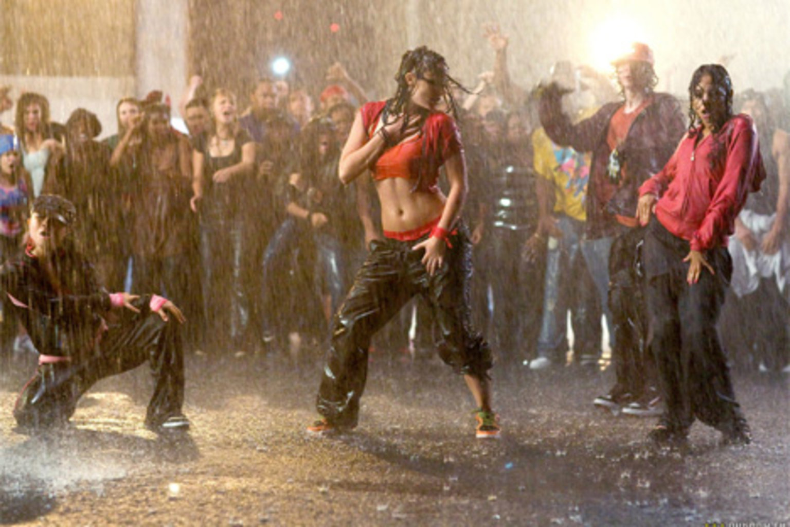 Songs of movie step up 2