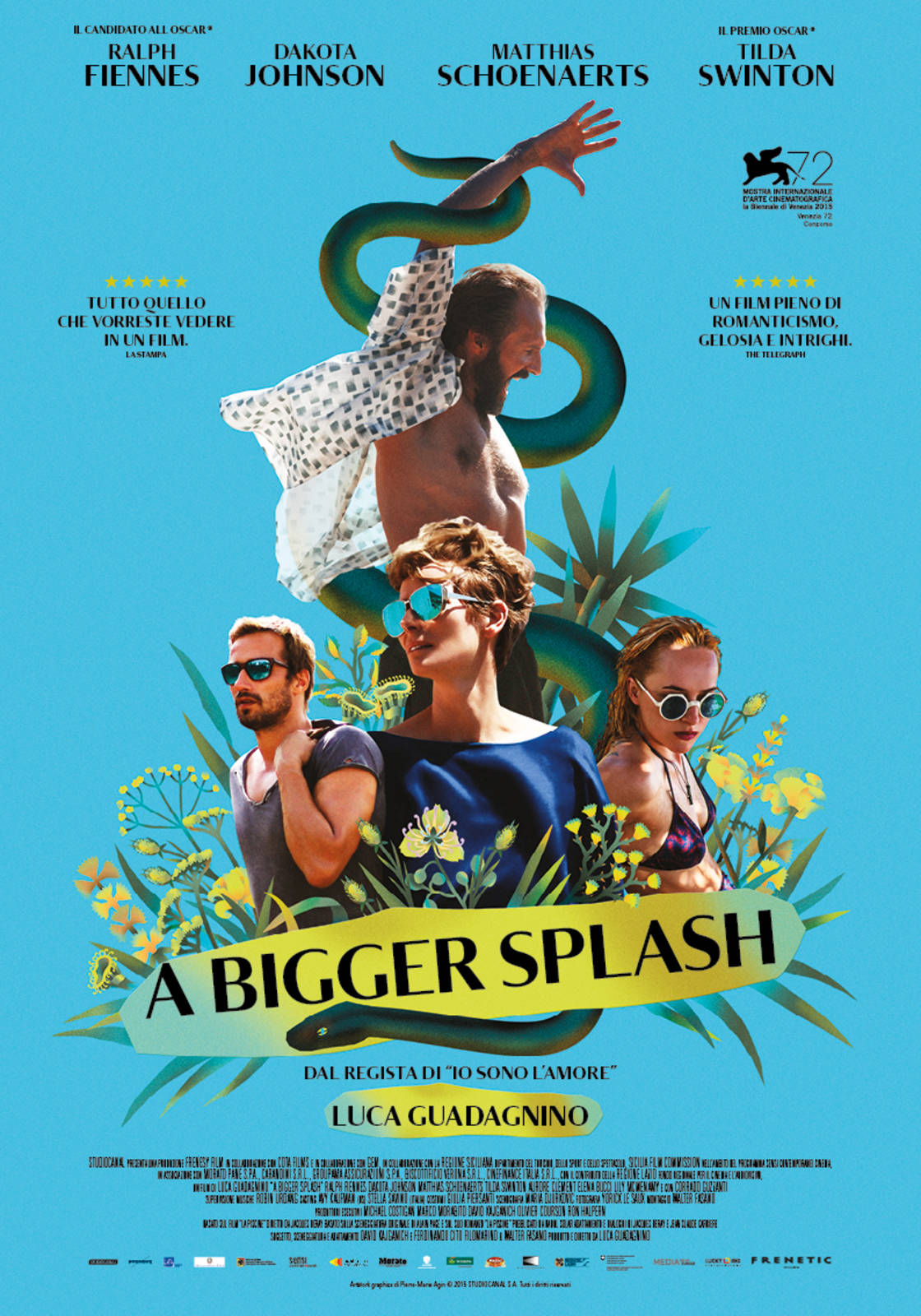 Movie a bigger splash cineman for A bigger splash movie