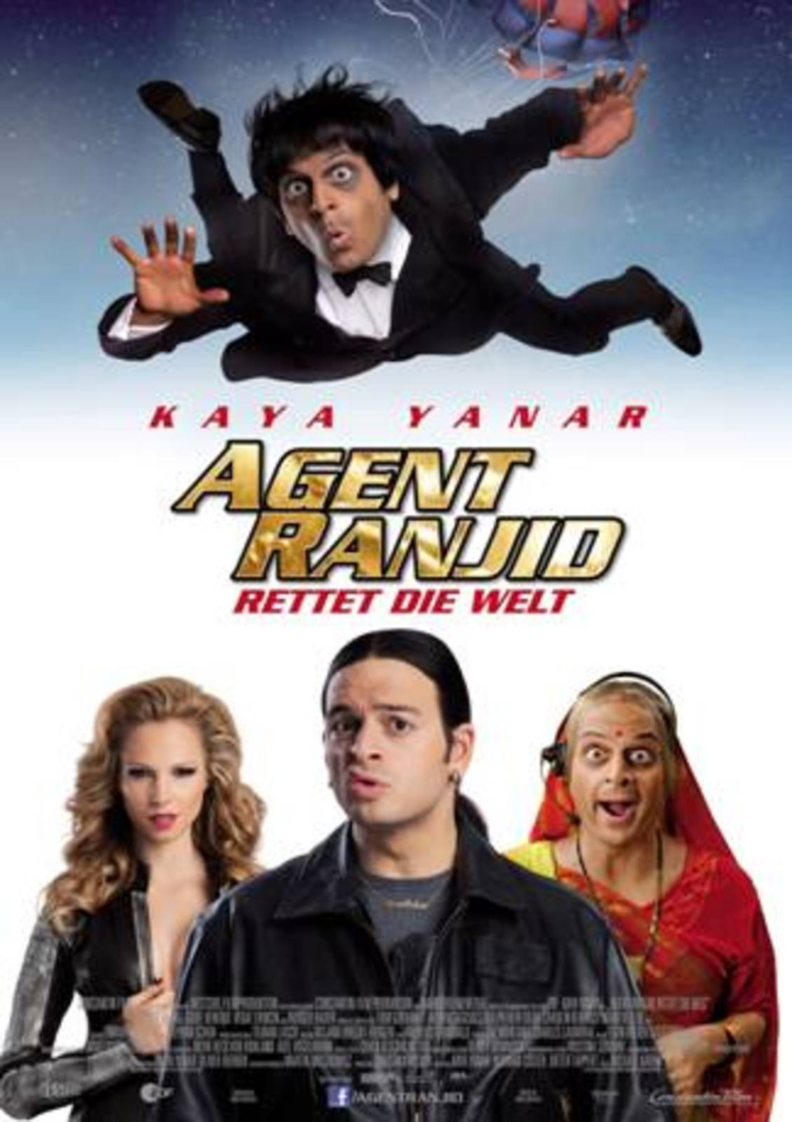 Agent Ranjid Stream