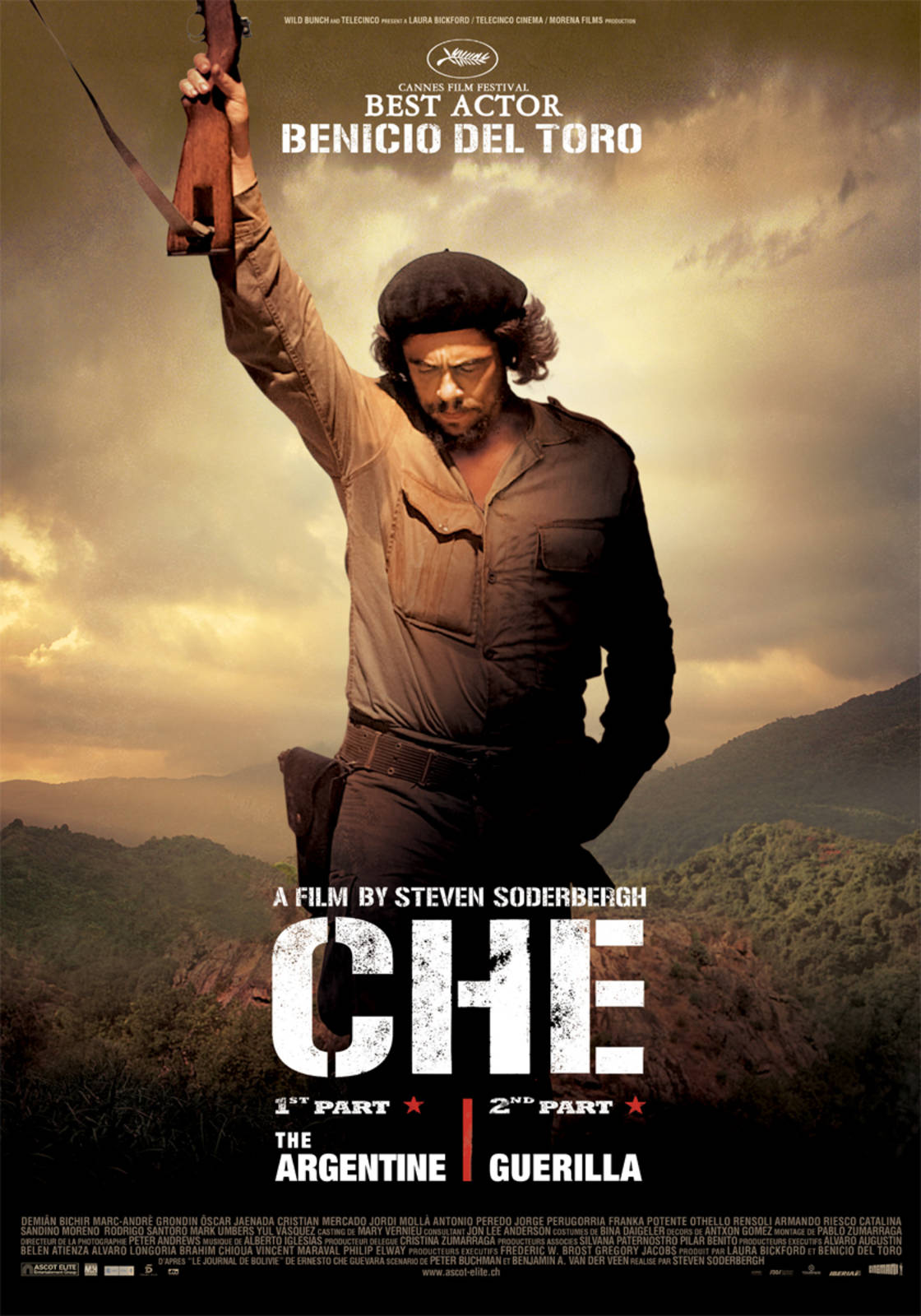 movie che part one cineman