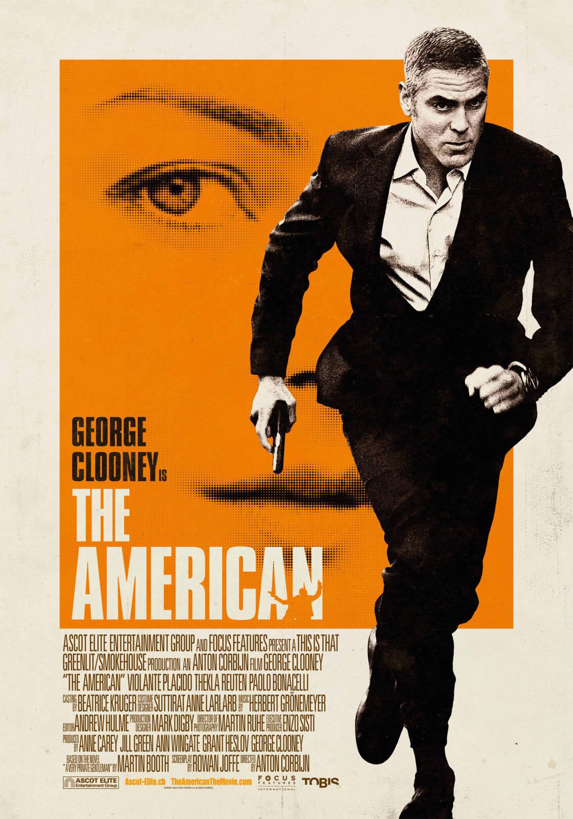 The American 2010  IMDb