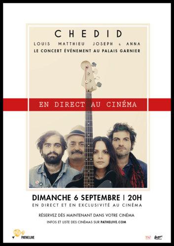 La famille Chedid – En direct au Palais Garnier