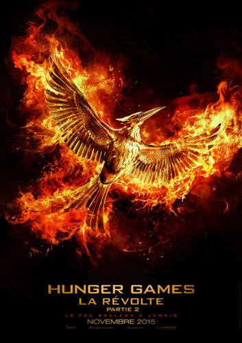 Hunger Games - La révolte partie 2