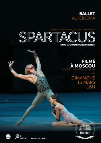 Bolchoi: Spartacus
