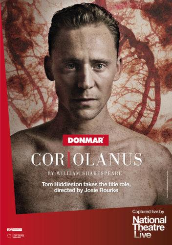 NT Theater: Coriolanus (Encore)
