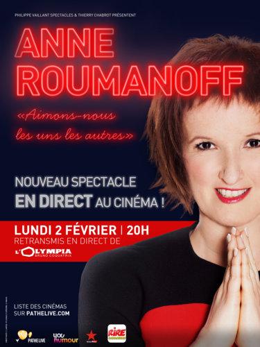 Anne Roumanoff - Aimonsnous les uns les autres