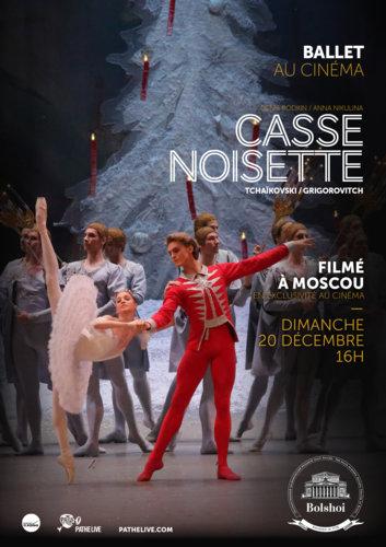 Bolschoi: Casse-noisette