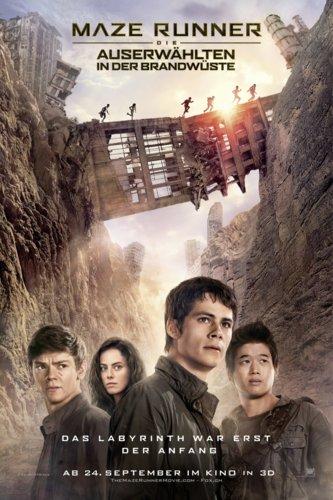 Maze Runner - Die Auserwählten in der Brandwüste