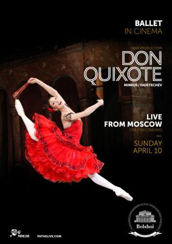 Bolschoi: Don Quichotte