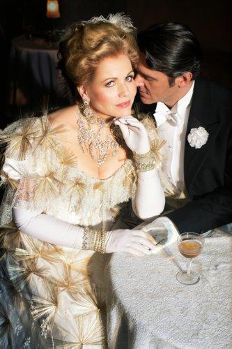 Met Opera: La Veuve Joyeuse
