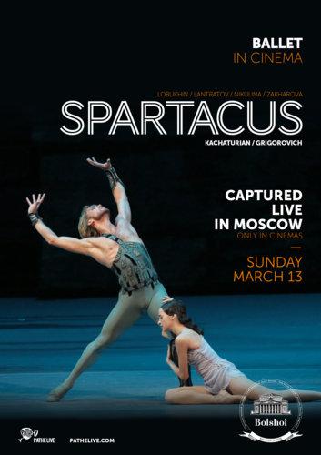 Bolschoi: Spartakus