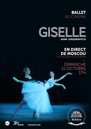Bolchoi: Giselle