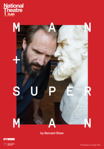 NT Theater: Man and Superman