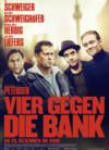 Vier gegen die Bank