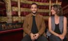 Rencontre avec Camille Cottin et Malik Bentalha pour le film Ballerina