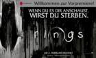 Cineman Vorpremiere von «Rings»: So war die Horror-Nacht
