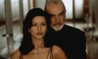 Connery und Zeta-Jones machen eine gute Falle