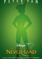 Peter Pan In Return To Neverland