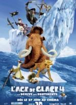 L'âge de glace 4: la dérive des continents