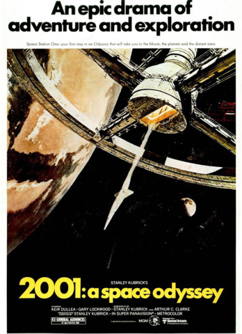 a review of 2001 a space odyssey