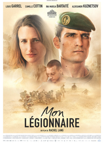 Mon légionnaire (2021) Full Movie [In French] With Hindi Subtitles   CAMRip 720p [1XBET]