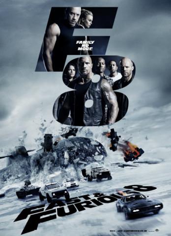 Movie Fast & Furious 8 - Cineman