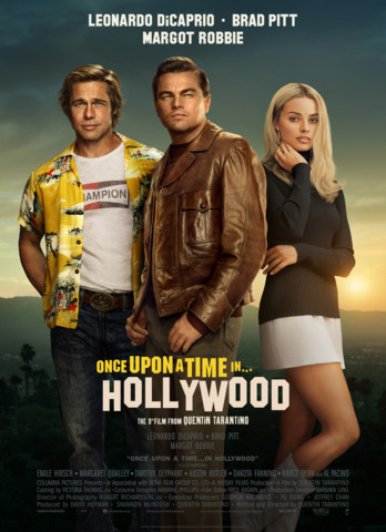 Film Once Upon a Time    in Hollywood - Cineman