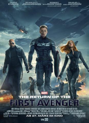 Return Of The First Avenger Imdb