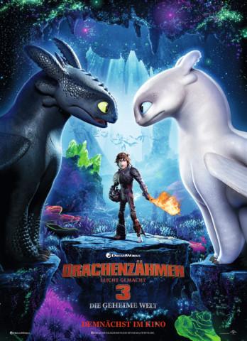 Movie How to Train Your Dragon 3: The Hidden World - Cineman
