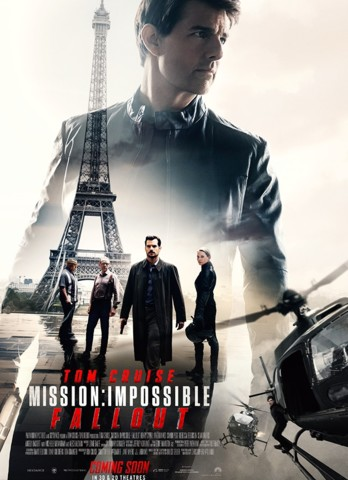 Filmkritik - Mission: Impossible - Fallout - Cineman
