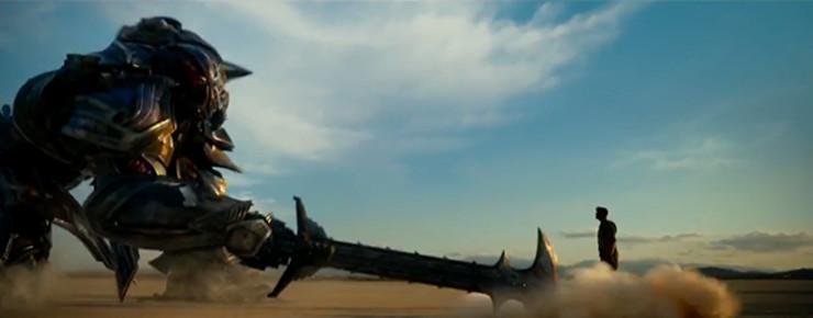 Bande-annonce: Transformers: The Last Knight - La bande-annonce enfin dévoilée