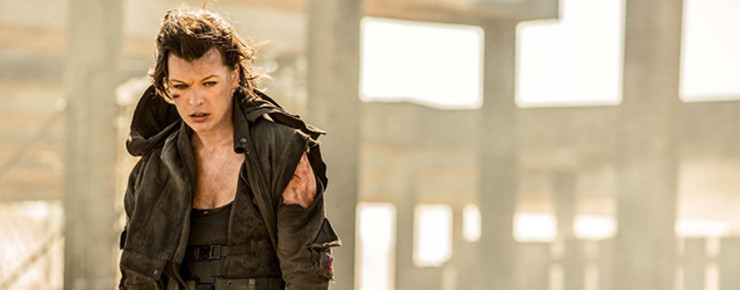Trailer 2: Milla Jovovich in «Resident Evil: The Final Chapter»