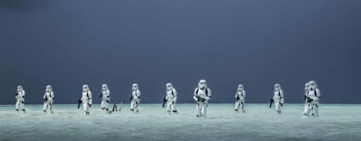 Bande-annonce: Les sublimes images de Rogue One: A Star Wars Story