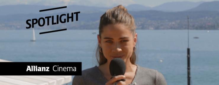 """Allianz Cinema: """"Spotlight"""" Nr. 2 mit Regisseur Frieder Wittich"""