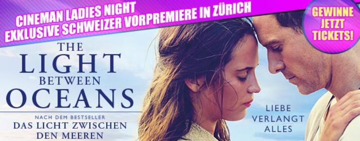 Wettbewerb: Gewinne Tickets für die Cineman Ladies Night!