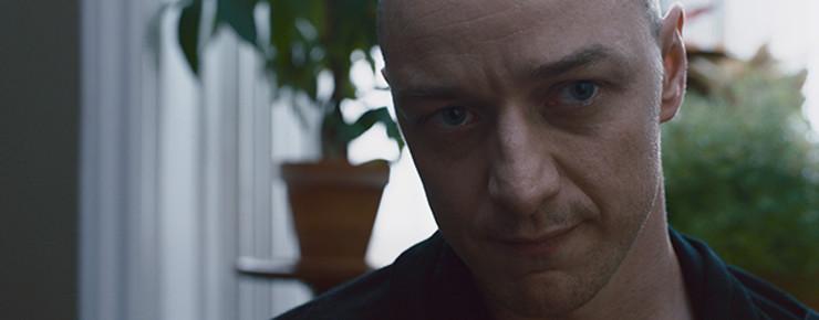 Trailer: James McAvoy in «Split»
