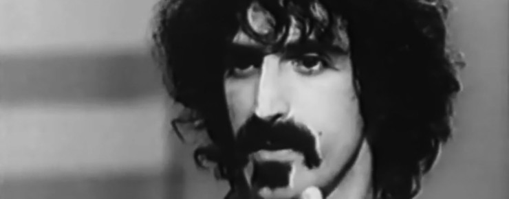 Trailer: Eat That Question: Frank Zappa in His Own Words