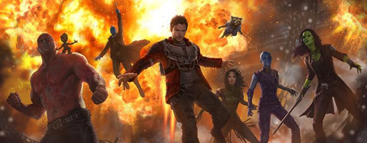 Trailer: Chris Pratt in «Guardians of the Galaxy: Vol. 2»