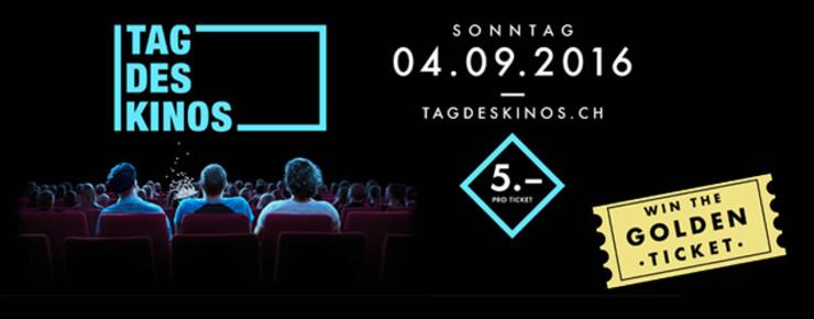 Tag des Kinos: Für 5 Franken ins Kino