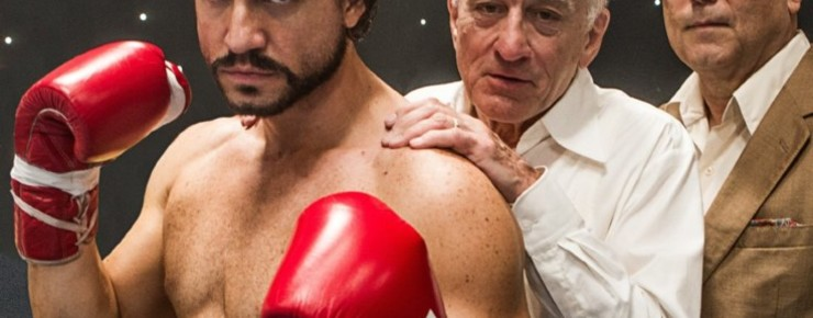 news: Robert De Niro à Cannes pour une projection spéciale de « Hands of Stone ».
