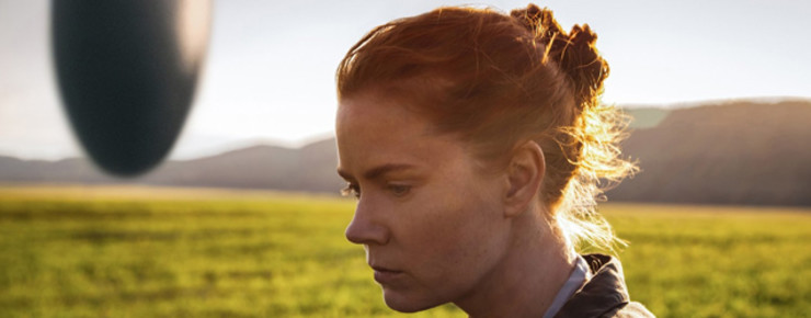 Trailer: Amy Adams in «Arrival»