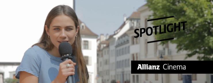 Allianz Cinema: Vorhang auf für Allianz Cinema Basel