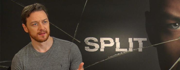 Interview: SPLIT – Découvrez notre entretien avec M. Night Shyamalan, James McAvoy & Anya Taylor-Joy (Vidéo)