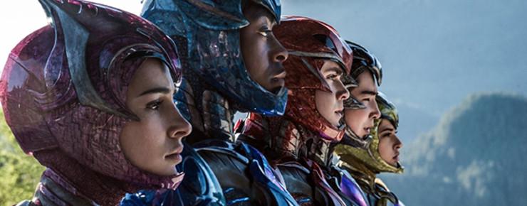 Trailer 2: «Saban's Power Rangers»