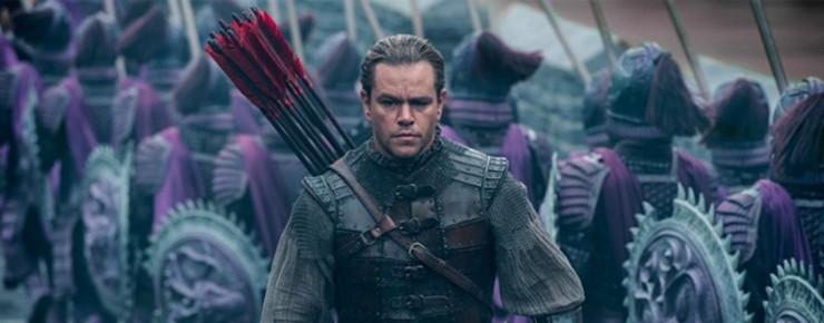 Bande-annonce: Matt Damon, un héros mystérieux dans 'La Grande Muraille'