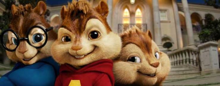 Concours: Alvin et les Chipmunks vous font gagner des cadeaux !