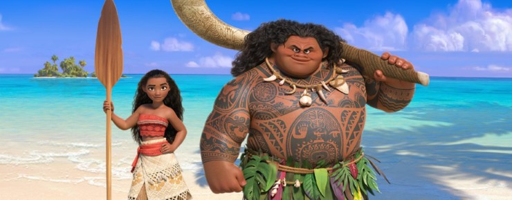 New Review: Moana