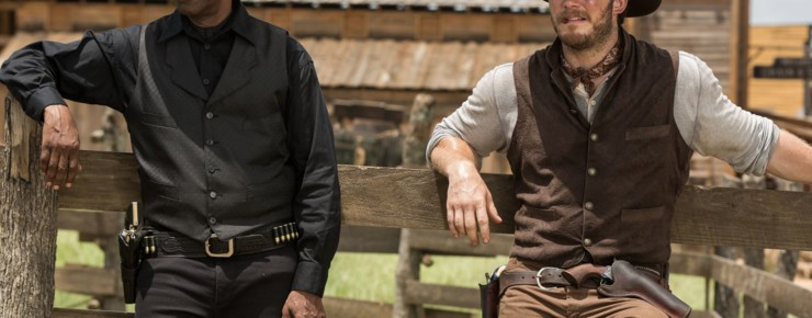 New Review: The Magnificent Seven