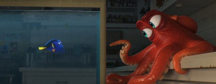 New Review: Finding Dory