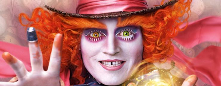 """Bande-annonce: Johnny Depp dans """"Alice de l'autre côté du miroir"""""""